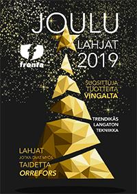 Fronta - Joululahjat 2019