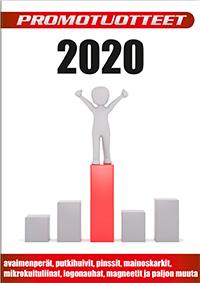 Promotuotteet 2020